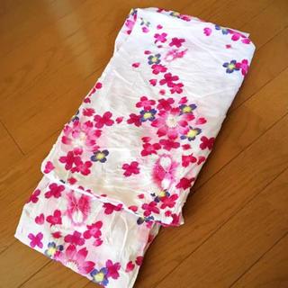 シマムラ(しまむら)の浴衣 ピンク 花柄(浴衣)