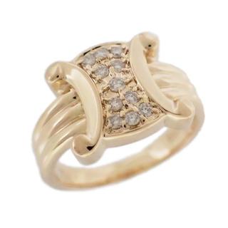 819c224939 セリーヌ(celine)の【未使用】セリーヌ リング 指輪 レディース ダイヤ Z0660 (