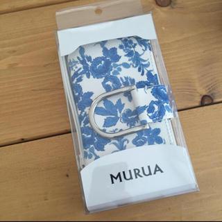 22db15ba80 ムルーア(MURUA)のMURUA ムルーア スマホケース iPhoneケース(モバイルケース/カバー)