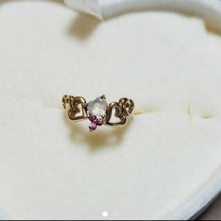 サマンサティアラ(Samantha Tiara)のお値下げサマンサティアラ♥ピンキーリング(リング(指輪))