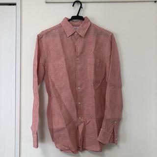 ユニクロ(UNIQLO)の【ユニクロ】メンズプレミアムリネンシャツ(送料込み)(シャツ)