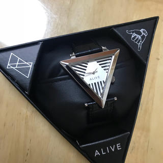 アライブアスレティックス(Alive Athletics)のALIVE 腕時計(腕時計(アナログ))