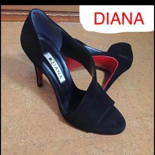 ダイアナ(DIANA)のパンプス ダイアナ ルブタン風 赤ソール(ハイヒール/パンプス)