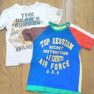 リトルベアークラブ(LITTLE BEAR CLUB)のLittleBearclub、skipland Tシャツ(Tシャツ/カットソー)