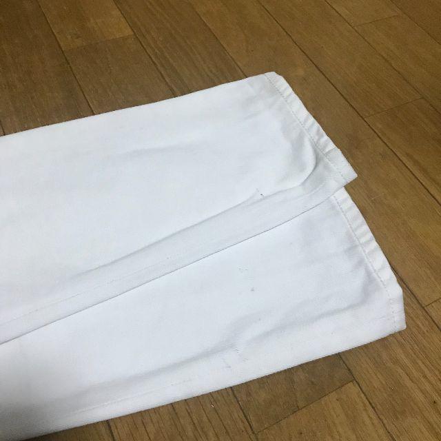 JACOB COHEN(ヤコブコーエン)のヤコブコーエン JACOB COHEN ホワイトデニム BEAMS購入 メンズのパンツ(デニム/ジーンズ)の商品写真