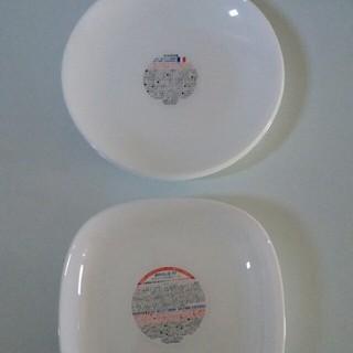 ヤマザキセイパン(山崎製パン)の山崎春のパンまつりの皿*計6枚(食器)