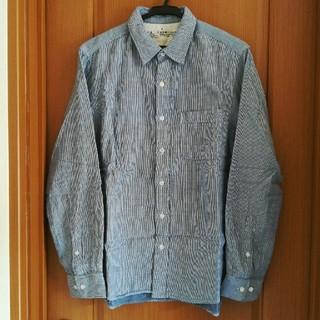 MUJI (無印良品) - 無印良品 ガーゼシャツ