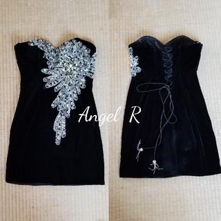 Angel R ナイトドレス rode de fleurs ミニドレス