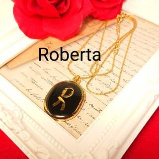ロベルタディカメリーノ(ROBERTA DI CAMERINO)のRoberta ヴィンテージネックレス(ネックレス)