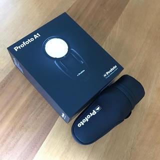 キヤノン(Canon)のProfoto A1 Air TTL-C 美品 保証付き(ストロボ/照明)