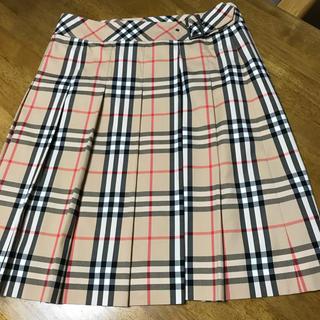 バーバリー(BURBERRY)の 美品 Burberry,バーバリー スカート/40(ひざ丈スカート)