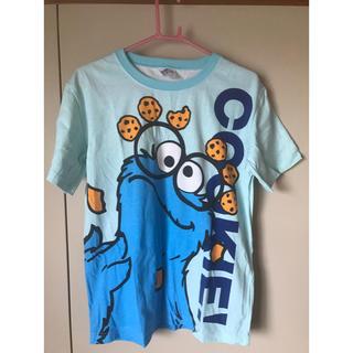 セサミストリート(SESAME STREET)の《売り切り価格》クッキーモンスター Tシャツ(Tシャツ(半袖/袖なし))
