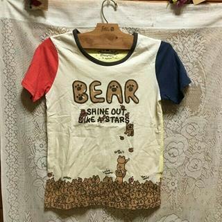 ラフ(rough)の感謝sale♥2093♥rough♥可愛いトップス(Tシャツ(半袖/袖なし))
