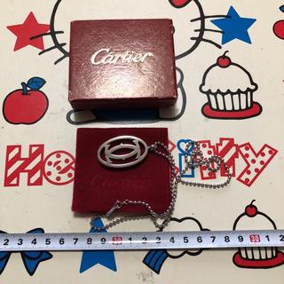 カルティエ(Cartier)のCartier カルティエ 男女兼用 ネックレス&トップセット 正規品(ネックレス)