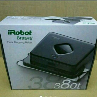 アイロボット(iRobot)のアイロボット ブラーバ380t ジェットより経済的(掃除機)