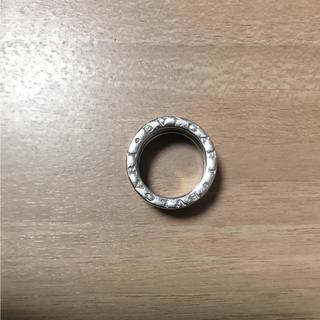 ブルガリ(BVLGARI)の最終お値下げ ブルガリ B-Zero1 いいね不要(リング(指輪))