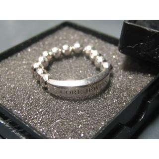 コアジュエルス(CORE JEWELS)のCORE JEWELS K18WG Ring(リング(指輪))