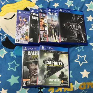 PlayStation - ps4 ゲームソフトまとめ売り