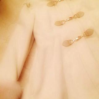 シークレットマジック(Secret Magic)のsecret magic ホワイトコート(ロングコート)