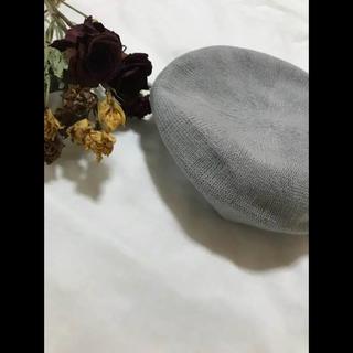 アースミュージックアンドエコロジー(earth music & ecology)の♡夏用ベレー帽♡ 期間限定SALE(ハンチング/ベレー帽)