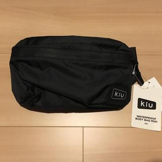 アーバンリサーチ(URBAN RESEARCH)のKiU W/PROOF BODY BAG MINI(ボディバッグ/ウエストポーチ)