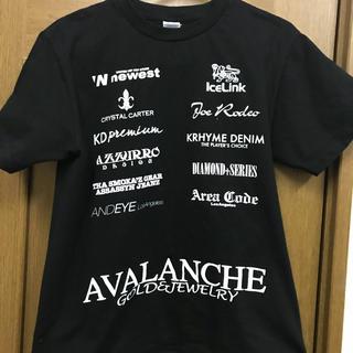 アヴァランチ(AVALANCHE)のavalancheノベルティtシャツ(Tシャツ/カットソー(半袖/袖なし))