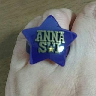 アナスイ(ANNA SUI)の★激安!アナスイの星形リング★(リング(指輪))