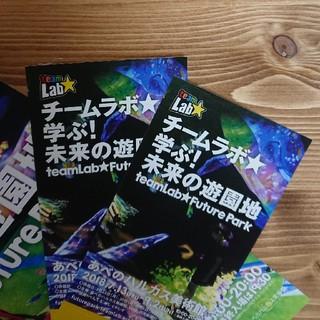 チームラボ☆学ぶ!未来の遊園地チケット(遊園地/テーマパーク)
