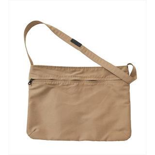 ナナミカ(nanamica)のnanamica  Mole Sukin Shoulder Bag 2017AW(ショルダーバッグ)