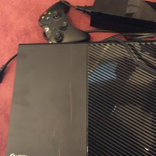 エックスボックス(Xbox)のxbox one 本体 コントローラ 電源ケーブル(家庭用ゲーム機本体)