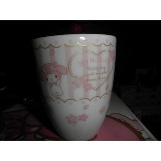 サンリオ(サンリオ)のマイメロディ 湯吞茶碗(食器)