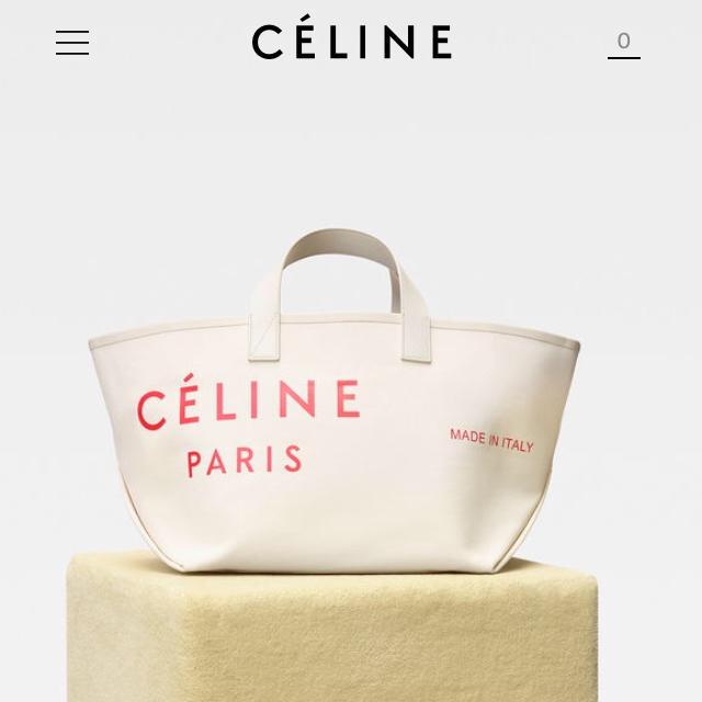 475a63ccd4a2 celine(セリーヌ)のCELINE メイドイントート スモール レディースのバッグ(トートバッグ