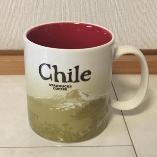 Starbucks Coffee - スタバ チリ マグカップ 海外