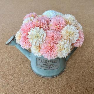 かわいい造花♡ポンポンマム(その他)