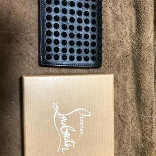 クリスチャンルブタン(Christian Louboutin)のルブタン 折り財布(折り財布)