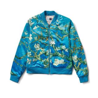 ヴァンズ(VANS)のvans gogh jacket Sサイズ(ナイロンジャケット)