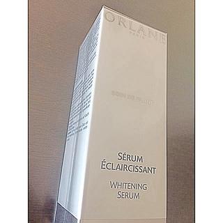 オルラーヌ(ORLANE)の新品ソワンドブランルセーラム / ORLANE(美容液)