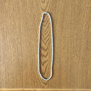 アヴァランチ(AVALANCHE)のアヴァランチ AVALANCHE ネックレス ジルコニウム 3mm 50cm(ネックレス)