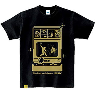 SNK Dot Hero's T Orochinagi NEOGEO Tシャツ