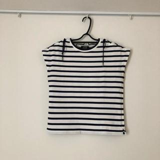 アングローバルショップ(ANGLOBAL SHOP)のANGLOBAL SHOPアングローバルショップ◆ボーダーカットソー(Tシャツ(半袖/袖なし))