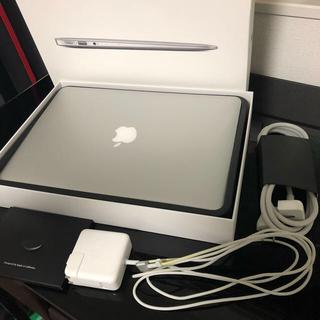 マック(Mac (Apple))のmacbook air 2014 13インチ(ノートPC)