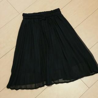ジーユー(GU)の★110 プリーツスカート★(スカート)