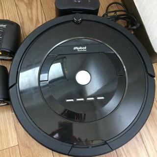 アイロボット(iRobot)のルンバ 800(掃除機)