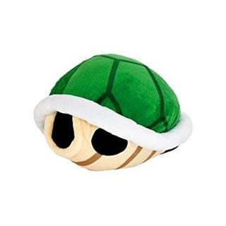 任天堂 - 新品 スーパーマリオ 特大サイズぬいぐるみ こうら 緑
