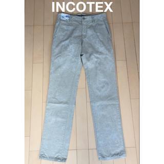 インコテックス(INCOTEX)の新品未使用  インコテックス INCOTEX コットンパンツ(スラックス)
