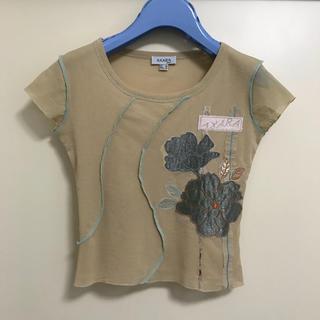 アクサラ(AXARA)のアクサラ AXARA カットソー  Sサイズ(カットソー(半袖/袖なし))