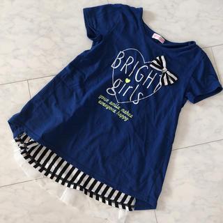 シマムラ(しまむら)の女の子 Tシャツ 160(Tシャツ/カットソー)