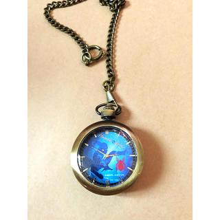 セガ(SEGA)のスパイダーマン  懐中時計(腕時計)