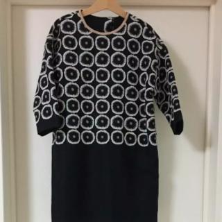 ミナペルホネン(mina perhonen)のミナペルホネン キッズワンピース(ドレス/フォーマル)