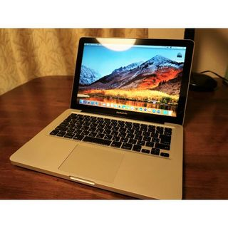 マック(Mac (Apple))の[送料込] Macbook pro SSD メモリ8GB増設!(ノートPC)
